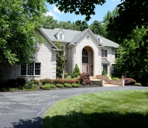 Luxury home in Fulton, Maryland