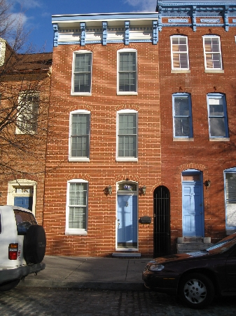 Fells Point Rental