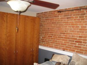 Clarkson Street bedroom